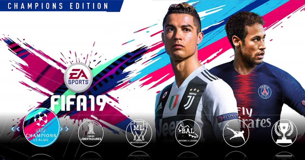 FIFA 19 PPSSPP Android Offline 600MB Best Graphics New Kits