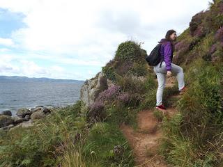 Skóciai kirándulás az Isle of Arran-on