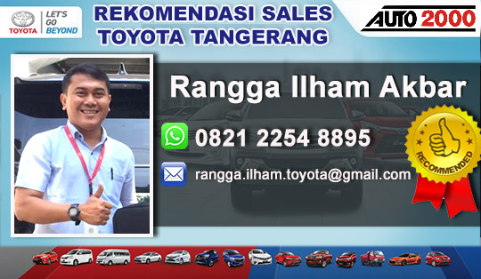 Toyota Pondok Aren Tangerang