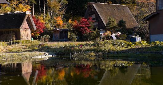 Japan in Memories : Shirakawago in Autumn