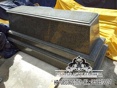 Kijing Makam Granit Mataram Tumpuk