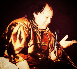 Lyrics Haqeeqat Ka Gar Afsana Ban Jaye Nusrat Fateh Ali Khan