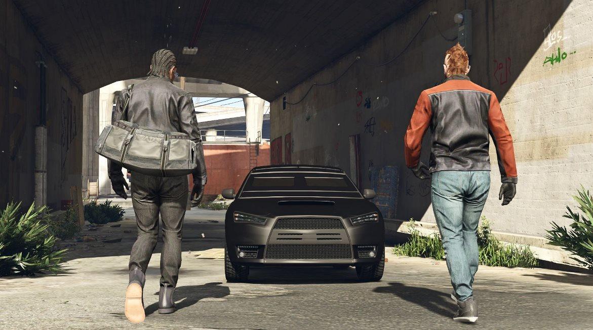 GTA 5 Download - GamesCrackz