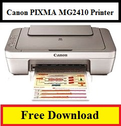 Canon PIXMA MG2410 Printer