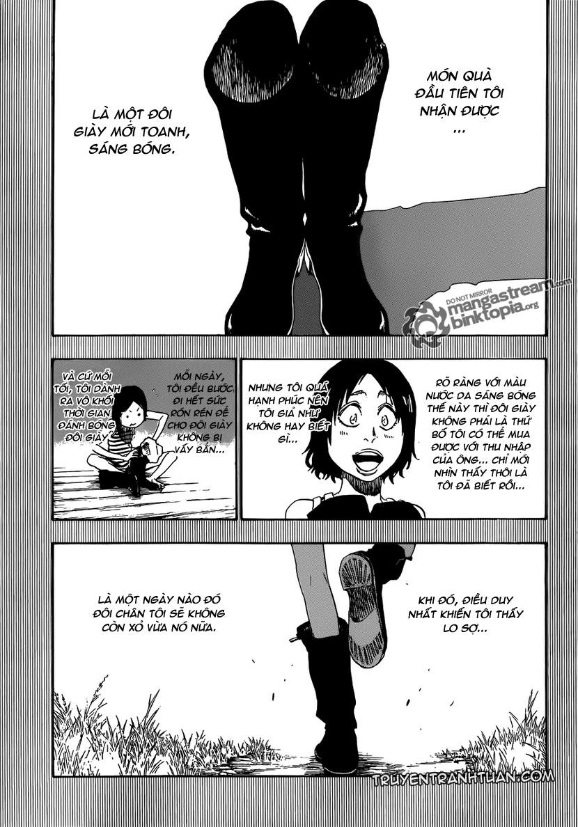 Bleach chapter 471 trang 5