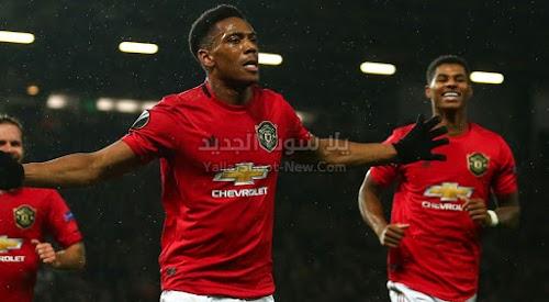 بثلاث اهداف لهدف وحيد نادي مانشستر يونايتد يتغلب على فريق برايتون في الجولة الثانيه عشر من الدوري الانجليزي