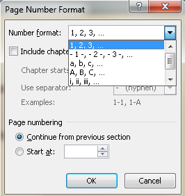 Membuat Nomor Halaman Berbeda di Microsoft Word