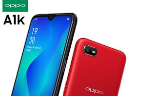How to Flash Oppo A1K without a PC