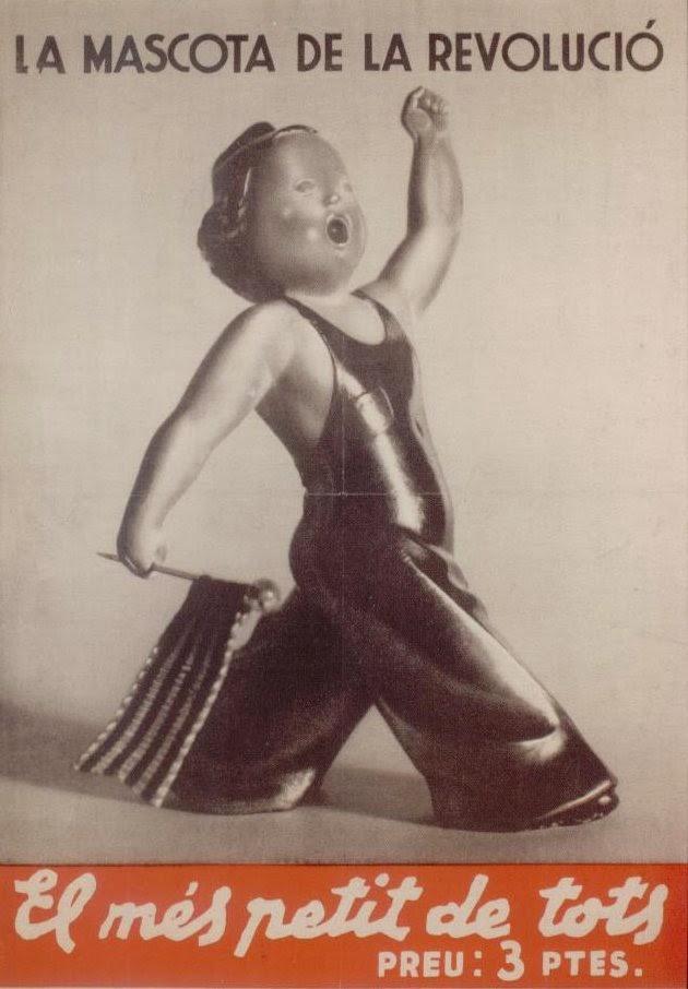 El més petit de tots (Cartell del Comissariat 1937) a la web http://www.comissiodeladignitat.cat/el-mes-petit
