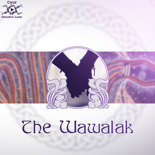 The Wawalak - Twin Goddesses of Motherhood | Wicca, Magic, Witchcraft, Paganism