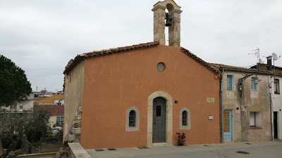 Caldes de Malavella. Ermita de Sant Grau