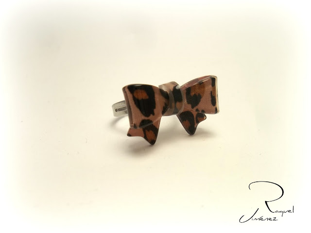 anillo animal print