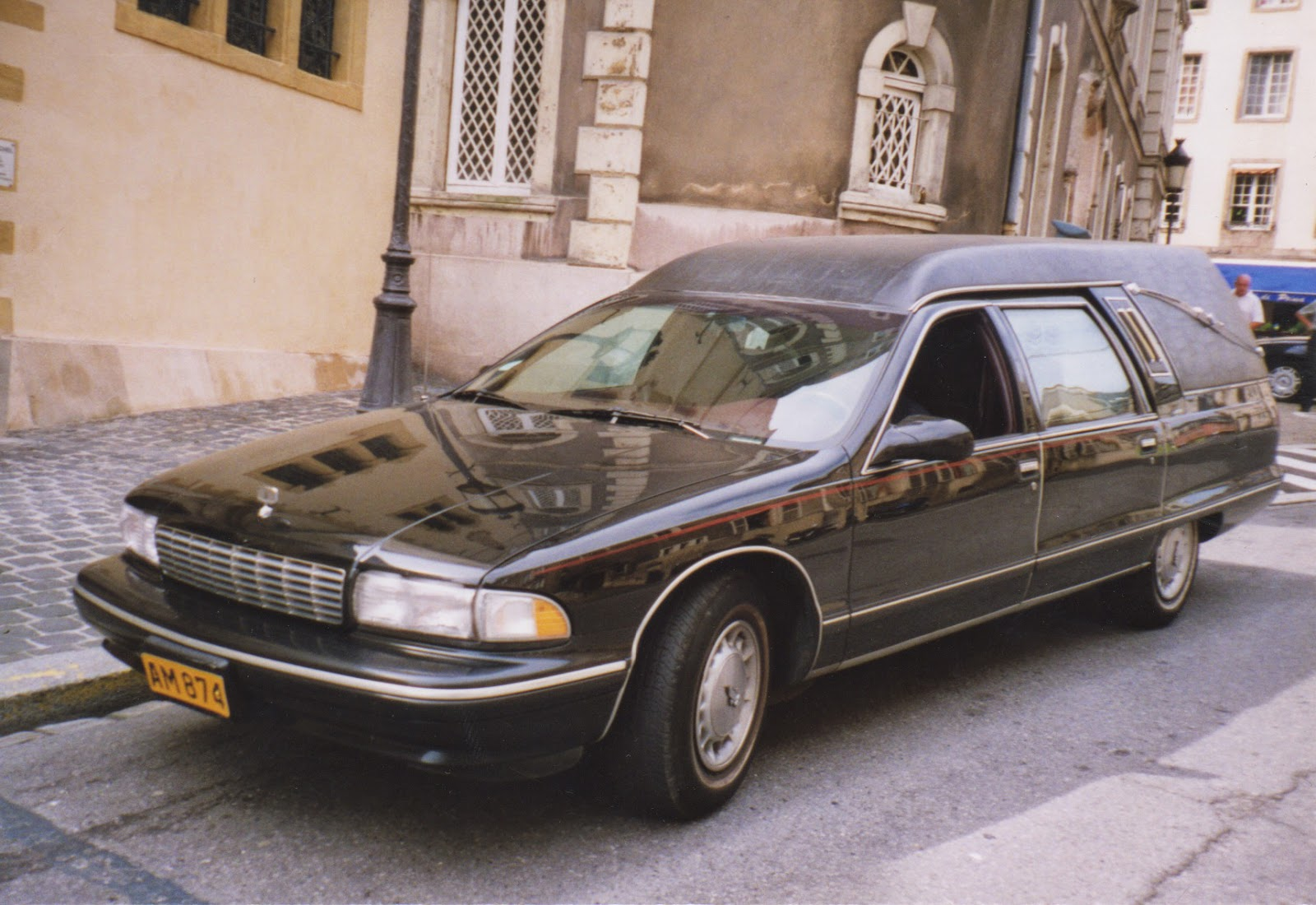 All Chevy 1996 chevrolet caprice wagon : 1991-1996 Chevrolet Caprice Hearse, Luxembourg | SPOT A CAR
