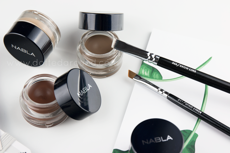 Nabla Brow pot review