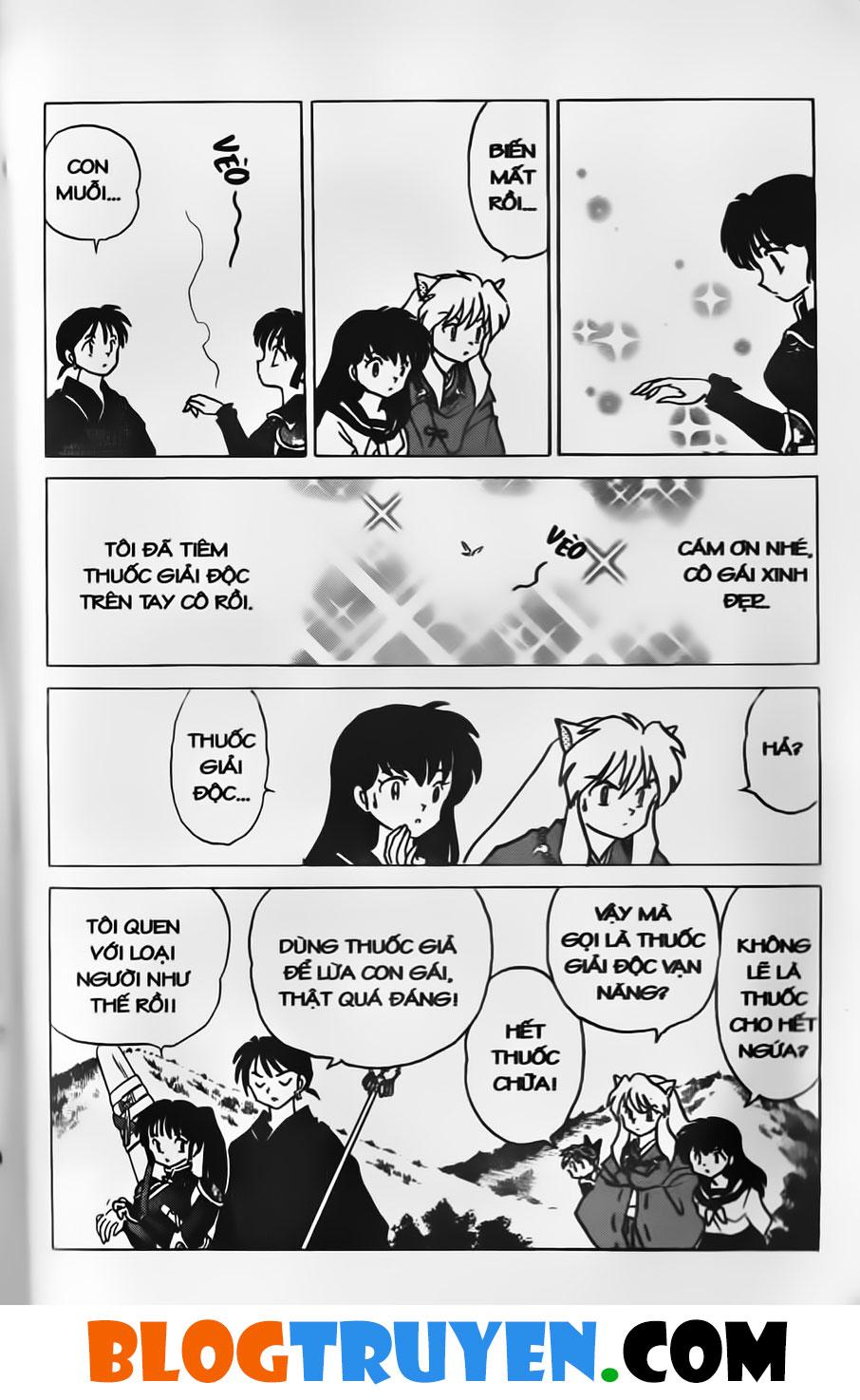 Inuyasha vol 36.10 trang 15
