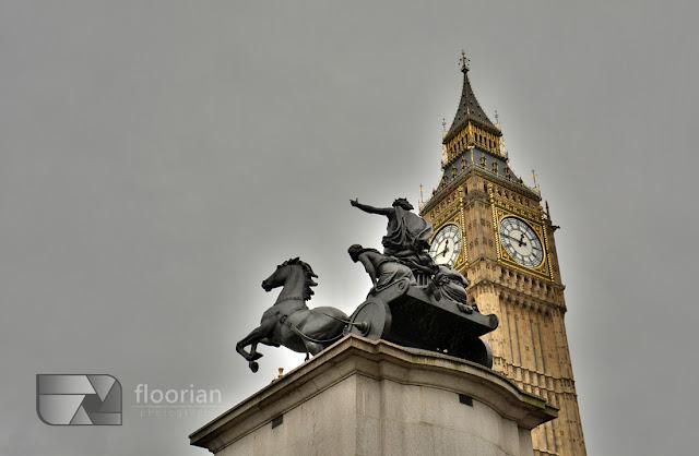 Big Ben - największa atrakcja turystyczna Londynu