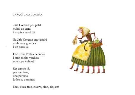 Canción Jaia Corema