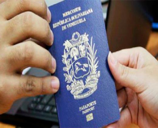 ¡MATRAQUEO DE FRENTE! Saime cobrará Bs. 122.400 por un Pasaporte Exprés