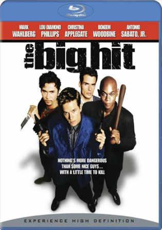 The Big Hit 1998 BRRip 700MB Hindi Dual Audio 720p Watch Online Full Movie Download bolly4u