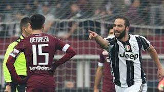 Torino vs Juventus 1-3 Video Gol & Highlights
