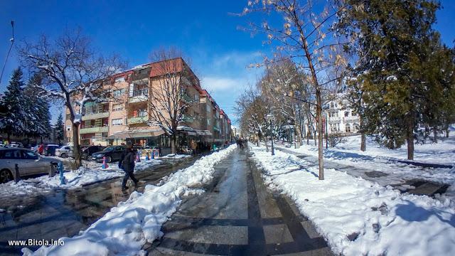 Shirok Sokak street - Bitola - Macedonia