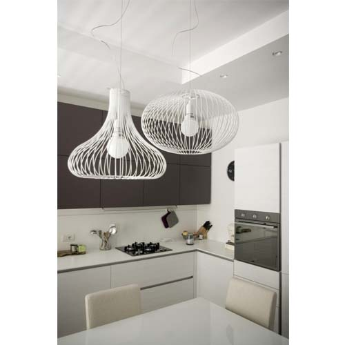 Idee low cost per rinnova la cucina arredamento facile for Lampadari design low cost