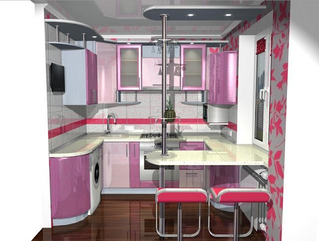 Заказ кухни техникой
