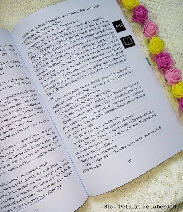 Trecho, O maravilhoso bistro frances, Nina George