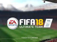 FTS Mod FIFA 18 v1 Apk + Data Full OBB For Android