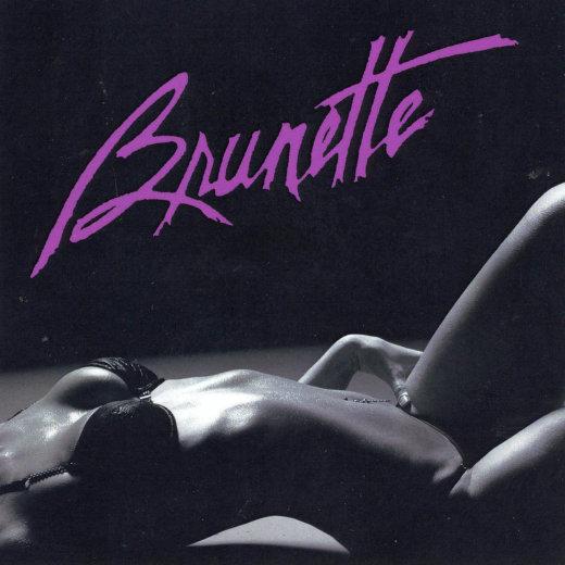 BRUNETTE (pre- Hardline) - Rough Demos [CD release] full