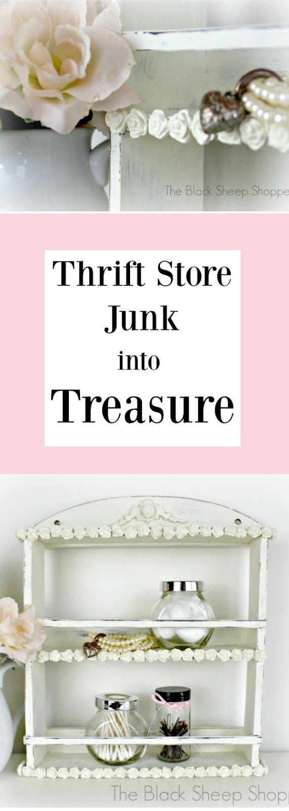 Turn thrift store junk into treasure