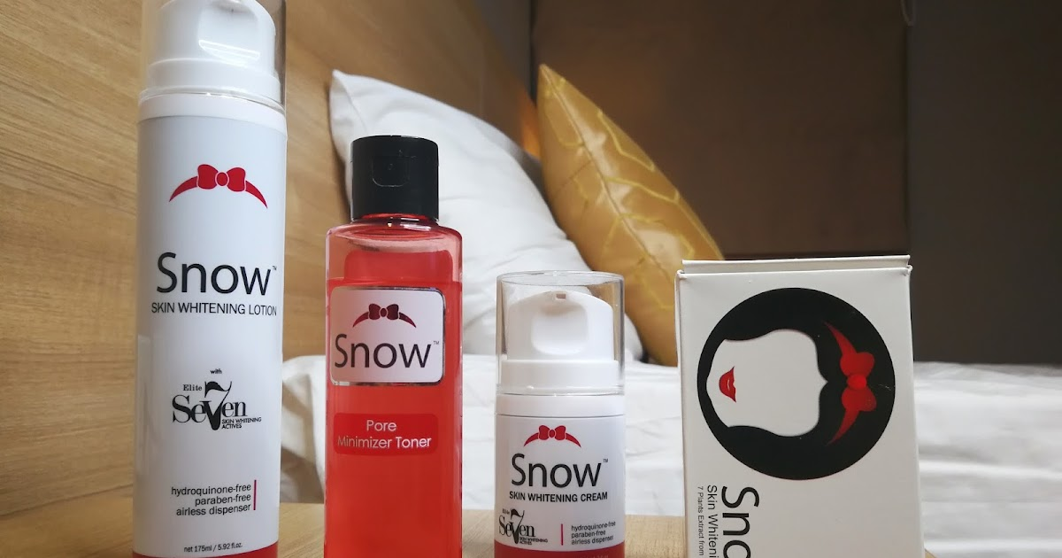 Snow Skin Whitening Cream Lotion Toner Soap Review Vanity Room