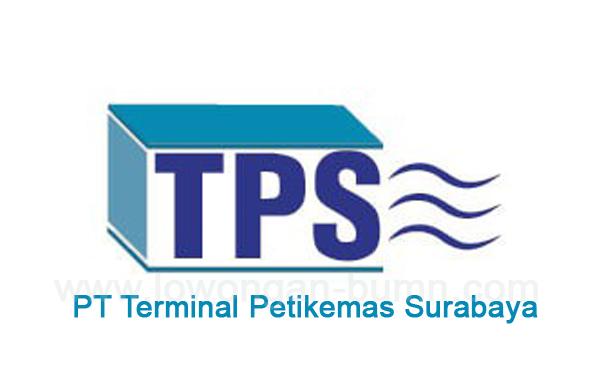 Lowongan Kerja PT Terminal Petikemas Surabaya (TPS)