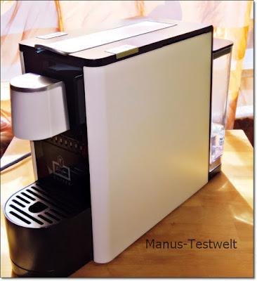 Latte Macchiato aus der Leysieffer Maschine