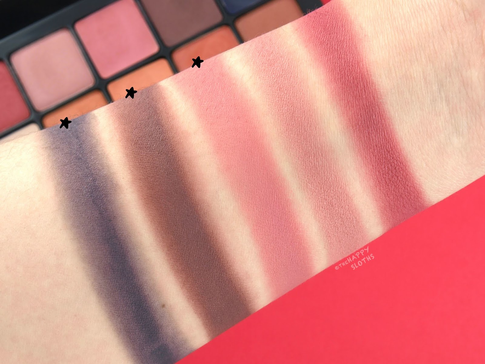 "Lancome | Proenza Schouler Fall 2018 Collection | Chroma Eye Palette in ""01 Warm Chroma"": Review and Swatches"
