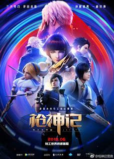 Thương Thần Ký / Súng Thần Ký - Qiang Shen Ji / Age Of Gunslingers(2018)
