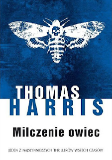 """Milczenie owiec"" - Thomas Harris"