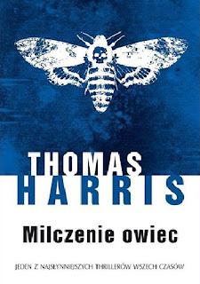 """""""Milczenie owiec"""" - Thomas Harris"""