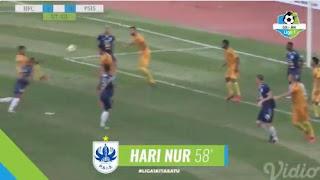 Bhayangkara FC vs PSIS Imbang 1-1