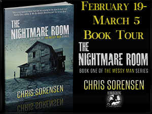 Bewitching Book Tours: Now On Tour The Nightmare Room by Chris Sorensen
