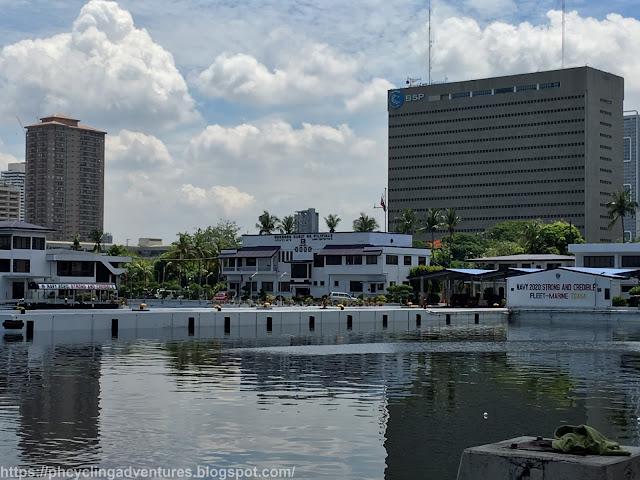 Manila Bay Philippine Navy