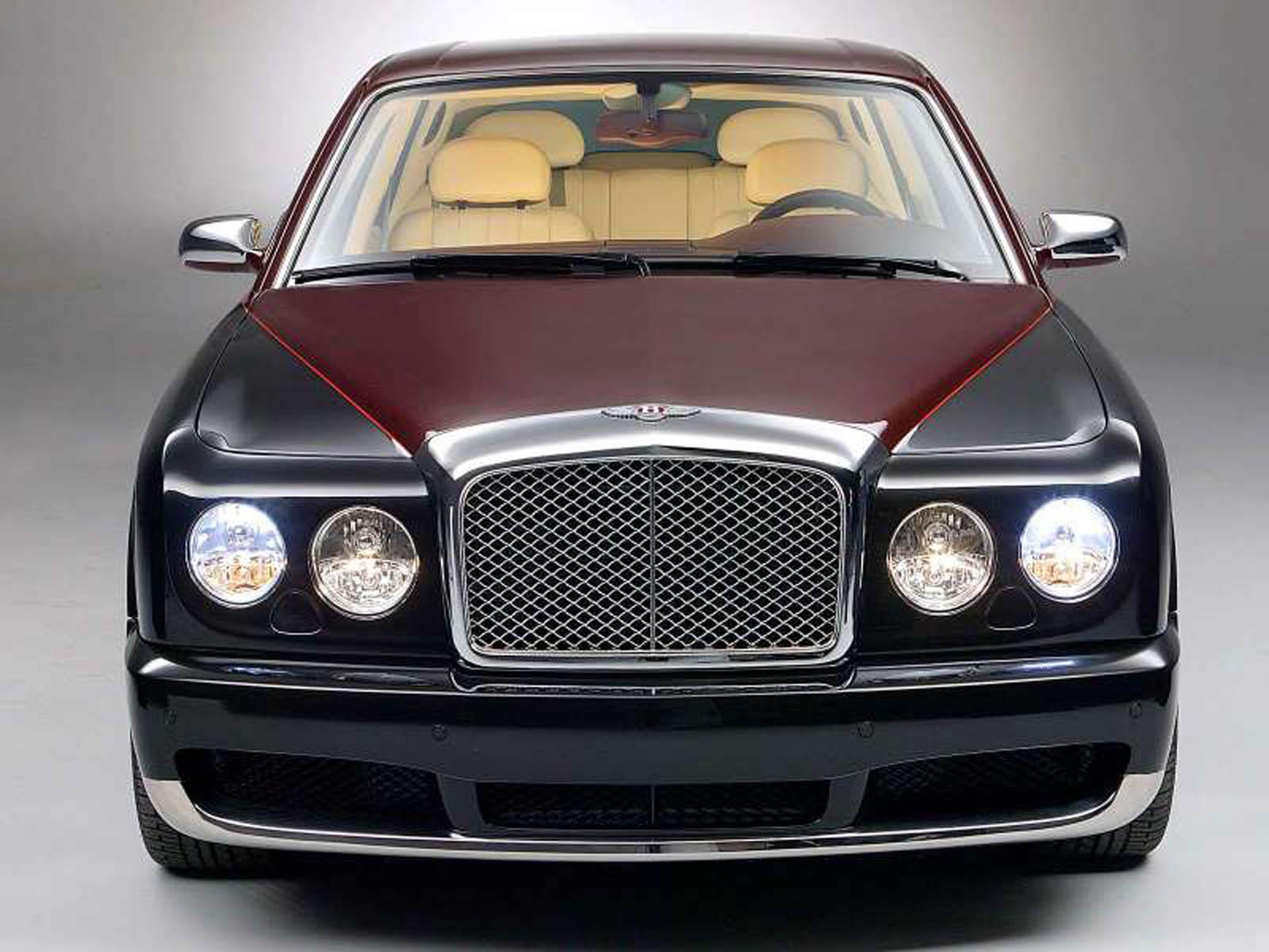 Wallpapers: Bentley Arnage Car Wallpapers