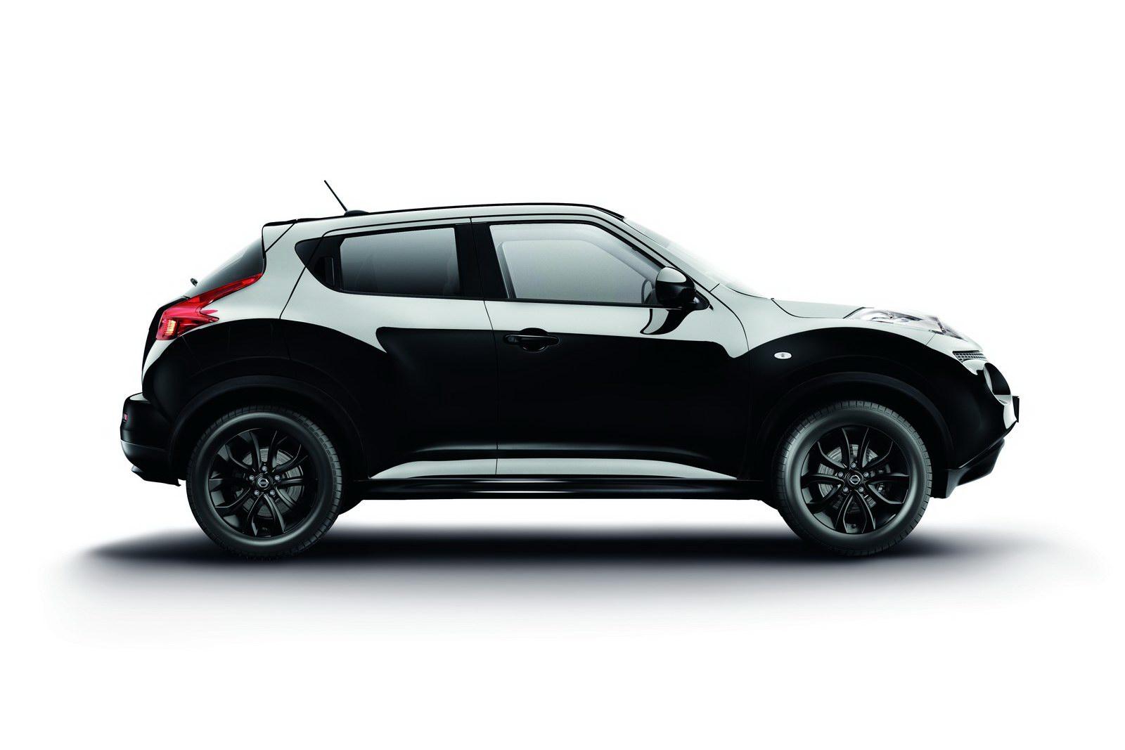 Kuro A New Version Of Nissan Juke 2013 Car