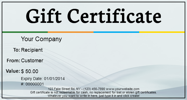 shopping for a gift certificates blank certificates template for – Gift Certificate Blank Template