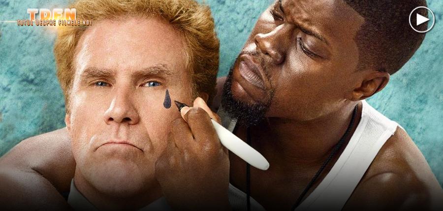 Limbajul vulgar este principala temă în noul trailer cu limită de vârstă pentru comedia Get Hard.