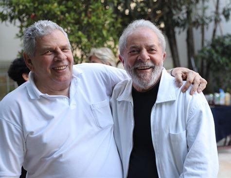 PT organiza celebração de 7º dia por irmão de Lula sem presença do ex-presidente