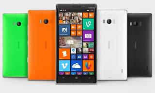 Harga dan Spesifikasi Nokia Lumia 930 Terbaru