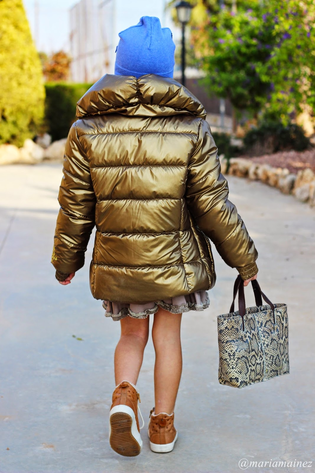 Little blogger - streetstyle kids - fashion kids - niña blogger