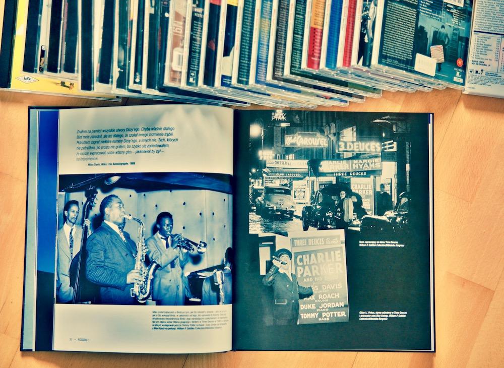 Miles Davis Ilustrowana biografia, jazz, Muzyka, wydawnictwo Buchmann, Kultura, Płyty winylowe, okładki płyt winylowych, Album, Biografia,