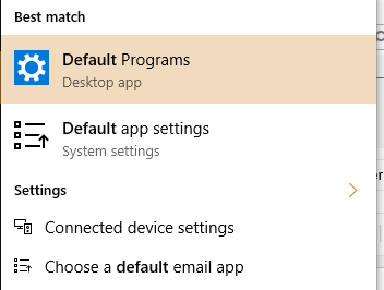default-programs-in-windows-computer